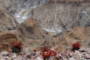 Fish River Canyon in